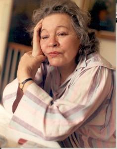 Portrait of Pola Nirenska by Rima Faber