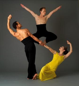 Martha Graham reconstruction image by John Dean