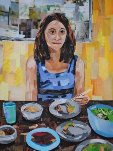 The New York Diner by Megan Coyle