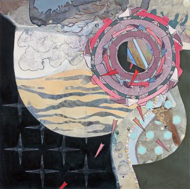 Rotation 4 – Spinoff by Silvie van Helden (2014)